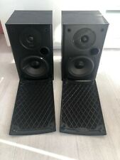 POLK AUDIO T15 BOOKSHELF SPEAKERS BLACK 75 WATTS RMS