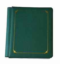 Creative Memories 8x10 Green Album w/ Pages