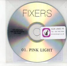 (DV598) Fixers, Pink Light - DJ CD