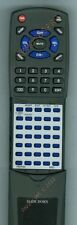 Replacement Remote for SANSUI 076E0PV051, 076E0PV02A, HDLCD1955B