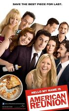 POSTER AMERICAN REUNION AMERICAN PIE 1 2 3 4 5 6 THE WEDDING HOT PRINT FOTO #4