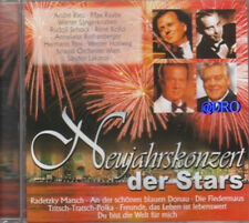 NEUJAHRSKONZERT der Stars + CD + Silvester + NEU + Rieu + Kollo + Raabe uvm -1-