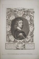 Sir John Mordaunt inglés latifundistas Cavalier conspiritor