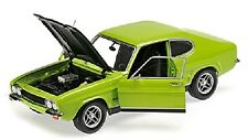 Ford Capri Mk1 RS 2600 1970 Green & Black Boxed Item 1-18 Scale Ltd Edition