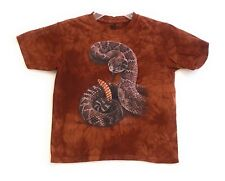 The Mountain Kid's Rattlesnake T-Shirt Tee Youth M  Made in USA NWT.