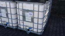 IBC Behälter Container Tank auf Stahlpalette 1000l Garten Bewässerung