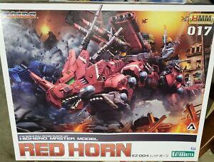 Zoids HMM 017 EZ-004 Red Horn 1/72 scale model kit Kotobukiya