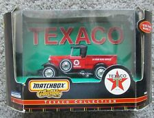 MIP MATCHBOX 1999 1930 FORD MODEL A TEXACO DELIVERY TRUCK 96643 1/43 NRFB