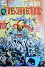 Marvel Comics Silver Surfer Warlock Resurrection #2 1993