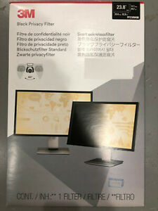 """New 3M Privacy Filter for 23.8"""" Widescreen Monitor - Display privacy filter"""
