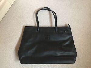 Moleskin Classic Tote Lightweight Briefcase Bag - Black