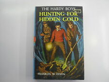 Hardy Boys #5, Hunting for Hidden Gold, Early Picture Cover