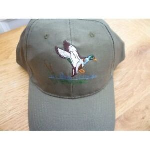 PERCUSSION EMBROIDERED BASEBALL CAP
