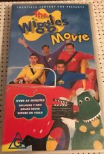 The Wiggles Movie VHS Tape