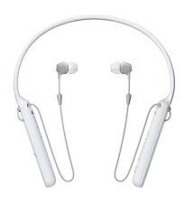 Sony WI-C400 Bluetooth Wireless In-Ear Neckband Headphones WIC400/W White