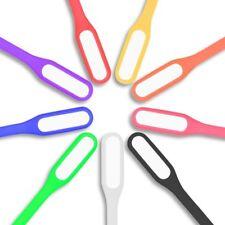 Flexible Bright Mini USB LED Light Lamp for Notebook Laptop Desk Reading