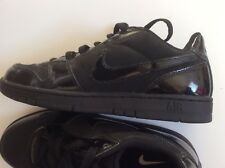 Nike Air Black US Size 9, UK Size 6.5 Shoes Sporty Casual Lace Up