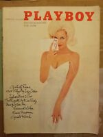 Playboy February 1962 * Good Condition* Free Shipping USA