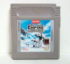 Star Wars Empire Strikes Back (Nintendo Game Boy) Authentic Game Capcom Gameboy