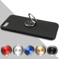 360  Degree Rotation Mobile Phone Finger Grip Magnetic  Holder Stand Mount Ring