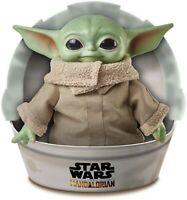 Star Wars The Child Toy,11-inch Small Yoda-like Soft Figure from Mandalorian