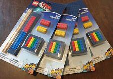 4 x LEGO MOVIE STATIONERY SETS