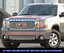 For 07-2011 GMC Sierra 1500 New Body Stainless Mesh Grille