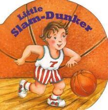 Little Slam Dunker (Chunky Shape Books - Little All Stars)