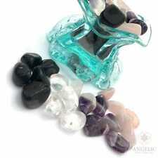 Energy Attuned Crystals - Rose Quartz, Amethyst, Obsidian & Clear Quartz availab