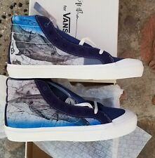 VANS VAULT OG STYLE 138 LX x RALPH STEADMAN - WHALE - MEN'S SIZE 12 NEW IN BOX