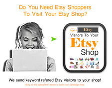 Etsy shoppers to visit your Etsy shop, Etsy shop marketing, Etsy promotions,