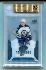 16-17 UD Ice Rookie Premieres #192 Patrick Laine #48/99 BGS 9.5