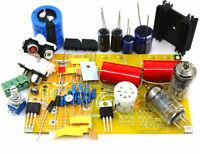 hifi PRT-01A 6J1 tube preamp kit /Stereo Vacuum tubes preamplifier DIY