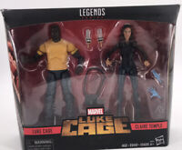 Marvel Legends Luke Cage & Claire Temple 2 Pack Exclusive 2017 Complete Figure