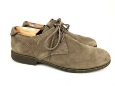 CAMPER Spain | Alicante Brown Tan Suede Leather Lace Up Oxfords | Mens 41 / US 8