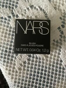 NARS Blush Taj Mahal Blusher - 1.2g - BOXED Brand New.