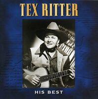 Tex Ritter - His Best [New CD]