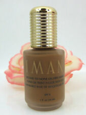 IMAN Second To None Oil-Free Makeup Earth 4 Liquid Matte Face Foundation 1 oz
