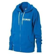 *CLOSEOUT* NWT LADIES ONE INDUSTRIES YAMAHA SYNERGY ZIP HOODIE BLUE size M