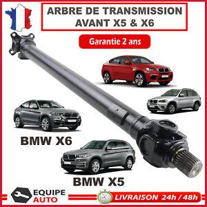 Albero Trasmissione Ponte Anteriore Del BMW X5 E70 X6 E71 E72 = 7597649