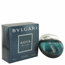 AQVA / AQUA POUR HOMME 150ML EDT SPRAY BY BVLGARI / BULGARI MEN'S PERFUME NEW BV