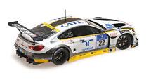 1:18 BMW M6 n°22 Nurburgring 2016 1/18 • MINICHAMPS 155162622