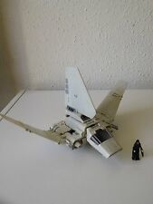 Star Wars Transformers Empereur Palpatine/Imperial Shuttle, 2007