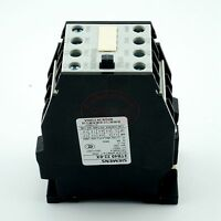 3TB4022 35mm DIN Rail Mount 3 Pole 2NO 2NC AC 110V Contactor Ui660V