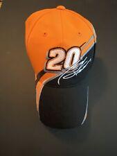 Tony Stewart Home Depot BRAND NEW Snapback Hat Mens Cap NASCAR #20
