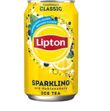 LIPTON ICE TEA SPARKLING 24 DOSEN JE 0,33L JETZT € 18,49