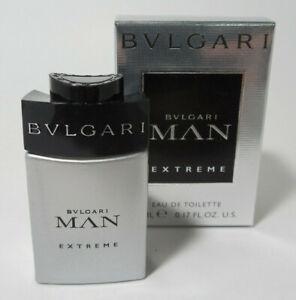 Bvlgari Man Extreme EDT 5 ml - 0.17 fl oz