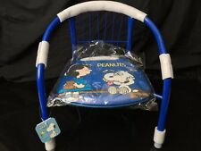 PEANUTS SNOOPY BABY CHAIR - JAPAN IMPORT - NEW WITH TAGS - CHARLIE BROWN