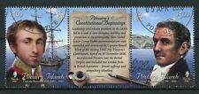 Pitcairn Islands 2018 CTO Constitution Russell Eliott 2v Set Boats Ships Stamps
