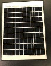 20 Watt Solar Panel Moncrystalline 12 volt 25 year warranty  High Quality Mono
